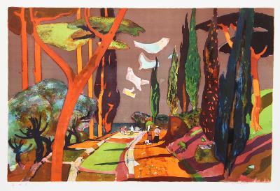 Field-Millard Owen Sheets-Collectable Print