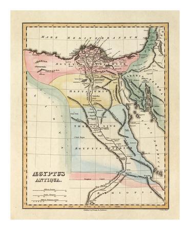 Aegyptus Antiqua, c.1823