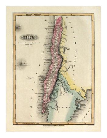 Chili, c.1823
