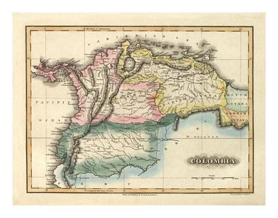 Colombia, c.1823