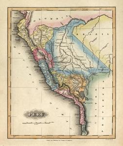 Peru, c.1823 by Fielding Lucas