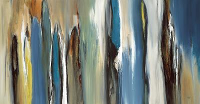 Fields of Blue-Lisa Ridgers-Art Print