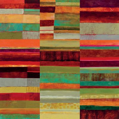 Fields of Color VII-Jane Davies-Art Print