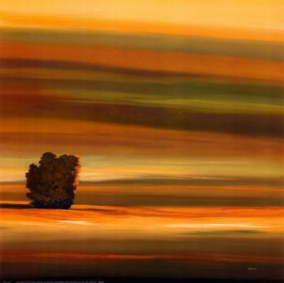 Fields of Green I-Robert Holman-Art Print