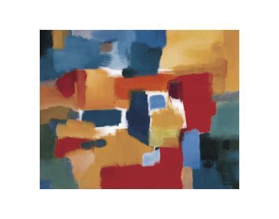 Fields of Music-Nancy Ortenstone-Art Print