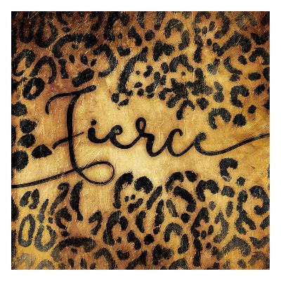 Fierce Animal-Jace Grey-Art Print