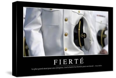 Fierté: Citation Et Affiche D'Inspiration Et Motivation