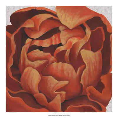 Fiery Floral I-Grace Popp-Art Print