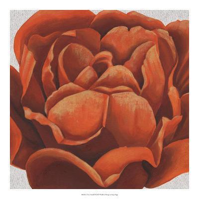 Fiery Floral II-Grace Popp-Art Print