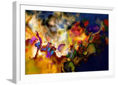 Fiery-Ursula Abresch-Framed Photographic Print