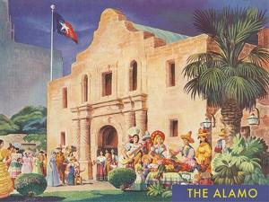 Fiesta at the Alamo