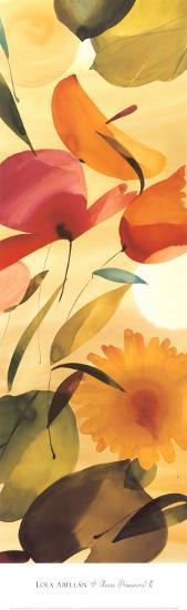Fiesta Primaveral II-Lola Abellan-Art Print
