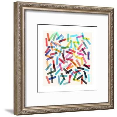 Fiesta-Garima Dhawan-Framed Giclee Print