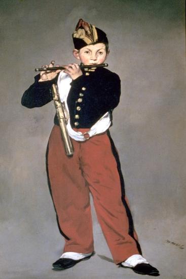 Fifer, 1866-Edouard Manet-Giclee Print