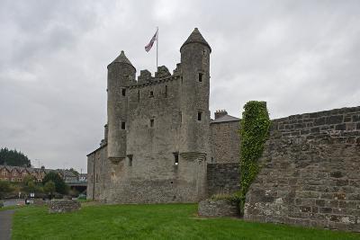 Fifteenth-Century Castle--Photographic Print