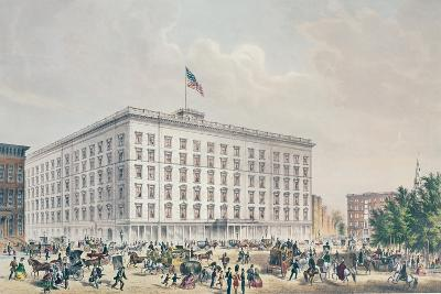 Fifth Avenue Hotel, New York--Giclee Print
