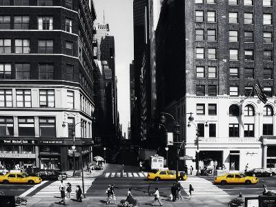 Fifth Avenue, New York, USA--Photographic Print