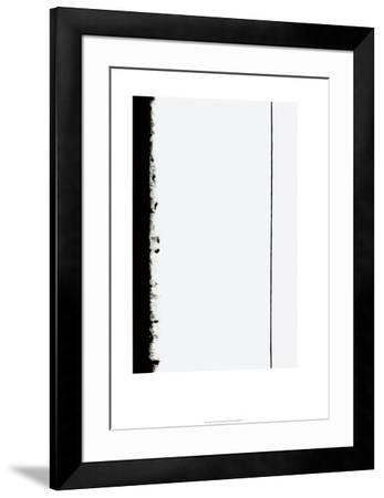 Fifth Station, c.1960-Barnett Newman-Framed Serigraph