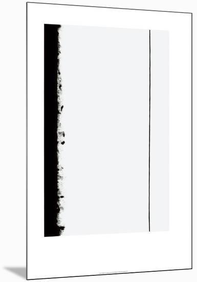 Fifth Station, c.1960-Barnett Newman-Mounted Serigraph