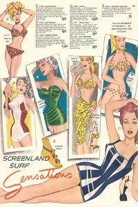 Fifties Bathing Suits