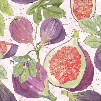 Fig Medley I-Leslie Mark-Art Print