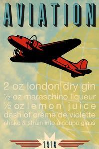 Aviation Recipe by Fig & Melon Press