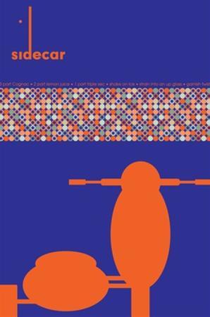 Sidecar Recipe by Fig & Melon Press