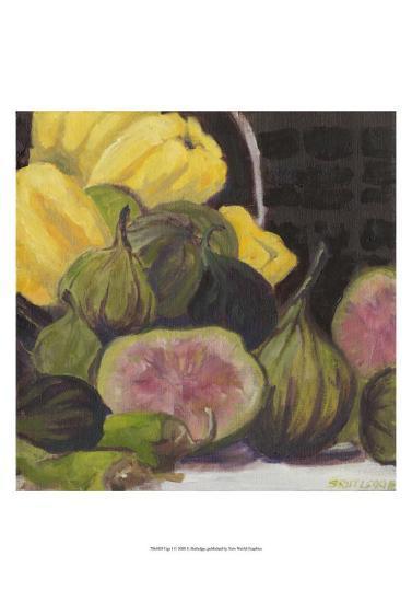 Figs I-Silvia Rutledge-Art Print