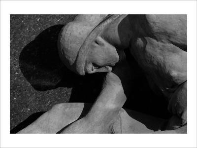 Figurative Statue-Charles Glover-Giclee Print