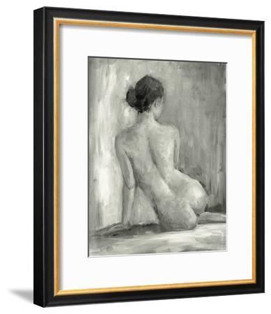Figure in Black and White I-Ethan Harper-Framed Premium Giclee Print