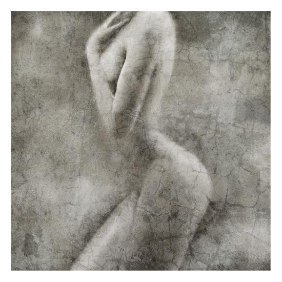 Figure No 32-Kimberly Allen-Art Print