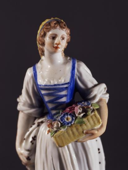 Figure of a Jardiniere--Giclee Print