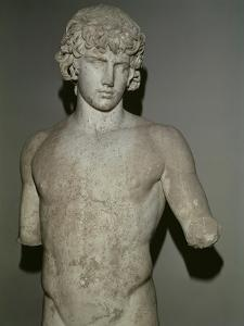 Figure of Antinous, after 130 AD