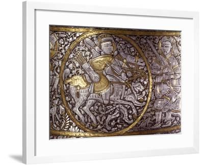 Figure of Archer--Framed Giclee Print
