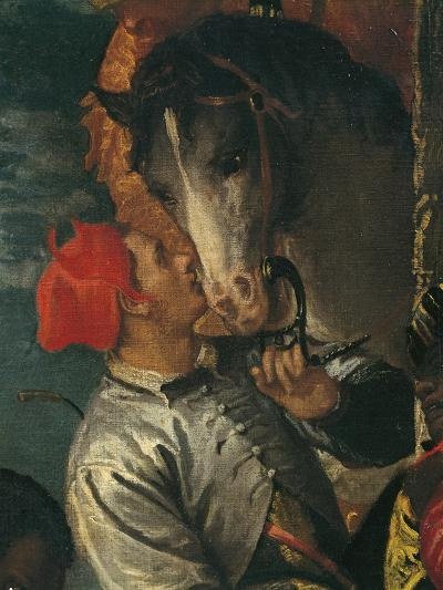 Figure of Groom, Detail from Adoration of Magi-Paolo Caliari-Giclee Print