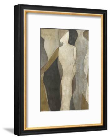 Figure Overlay I-Megan Meagher-Framed Premium Giclee Print