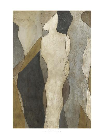 Figure Overlay I-Megan Meagher-Art Print