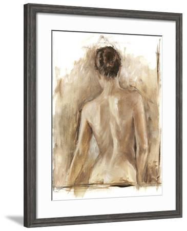 Figure Painting Study I-Ethan Harper-Framed Art Print