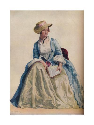 Figure Subject, 1921-Agostino Aglio-Giclee Print