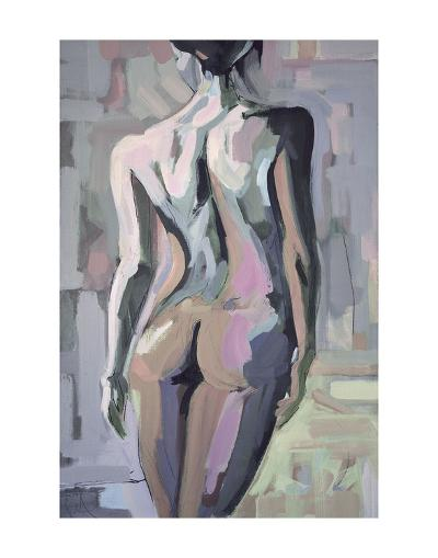 Figure V-Kim McAninch-Art Print