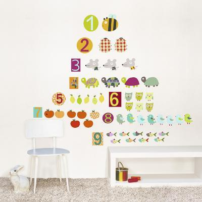 Figures--Wall Decal
