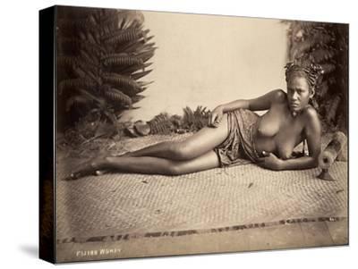 Fijian Woman