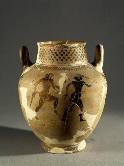 Fikellura-Style Vase from Istria, 7th-3rd Century BC--Giclee Print