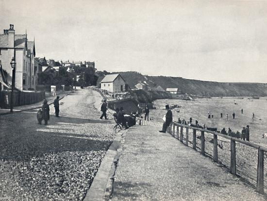 'Filey - The Spa', 1895-Unknown-Photographic Print