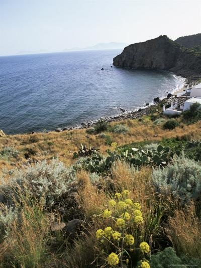 Filicudi, Aeolian Islands (Lipari Islands), Unesco World Heritage Site, Italy, Mediterranean-Oliviero Olivieri-Photographic Print