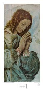 Adoring Angel by Filippino Lippi