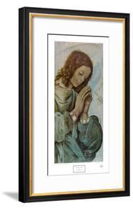 Adoring Angel by Filippino Lippi