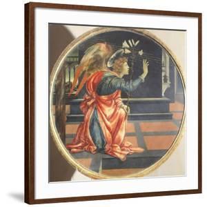 Annunciation, 1483-1484 by Filippino Lippi