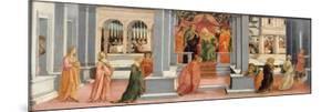 Esther before Ahasuerus, 1478-1480 by Filippino Lippi
