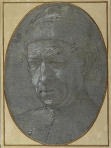 Head of an Elderly Man Wearing a Cap by Filippino Lippi